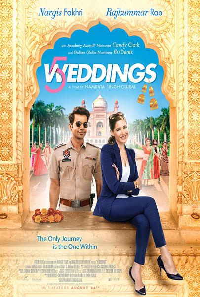 5 Weddings (2D)