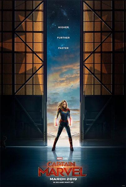 Captain Marvel (3D)