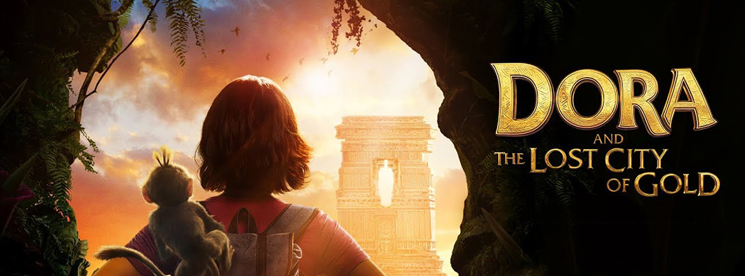 Dora and the Lost City of Gold (2D)