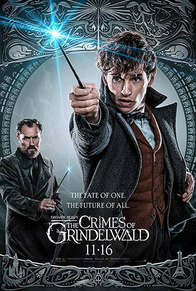 Fantastic Beasts: The Crimes of Grindelwald (3D)