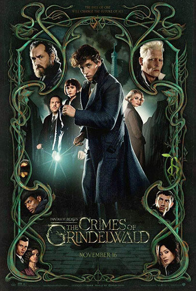 Fantastic Beasts: The Crimes Of Grindelwald (3D)
