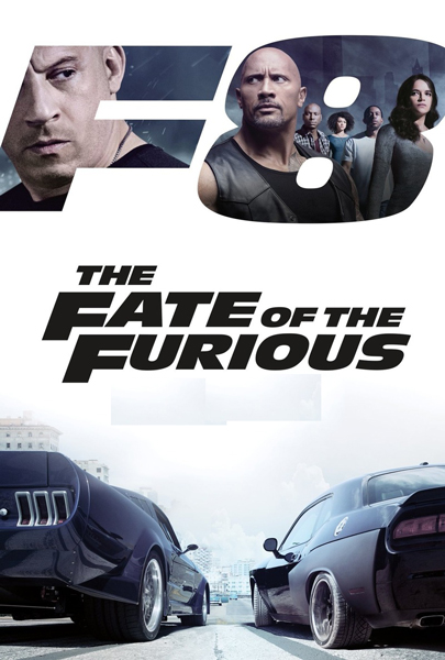 Fast & Furious 8 (Dubbed) (2D)