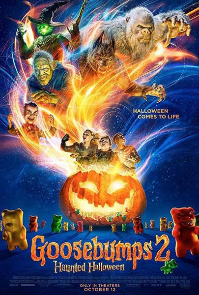 Goosebumps 2: Haunted Halloween (2D)