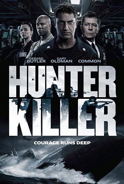 Hunter Killer (2D)