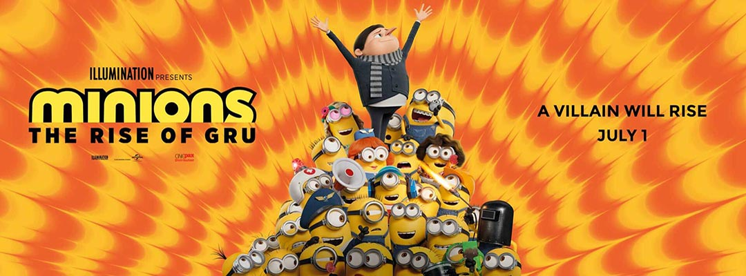Minions: The Rise of Gru (3D)