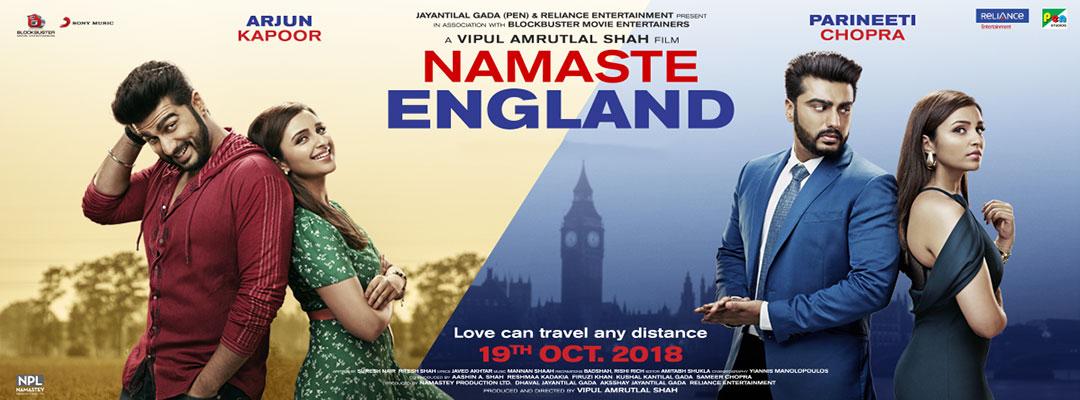 Namaste England (2D)