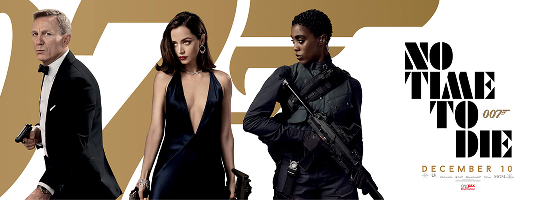 No Time to Die (2D)