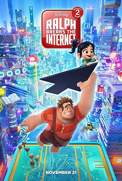 Ralph Breaks The Internet (2D)