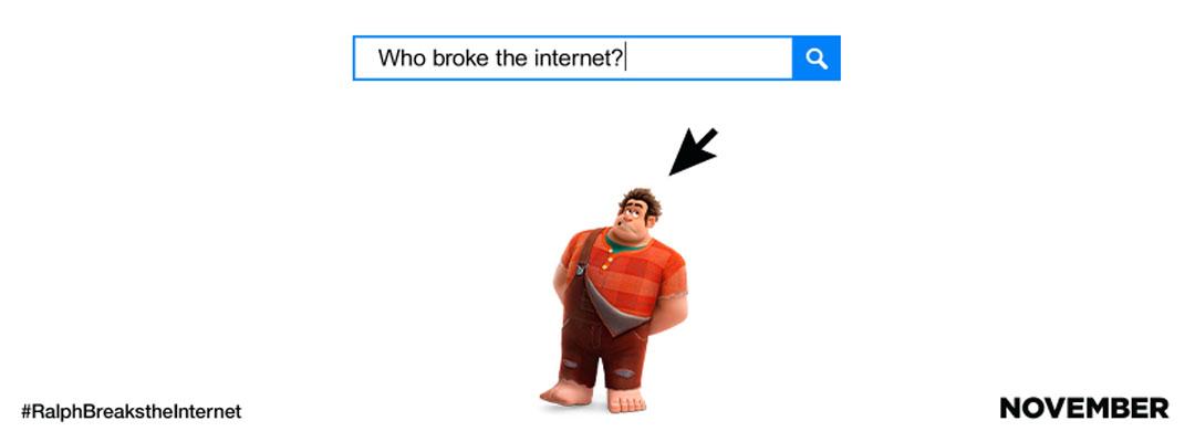 Ralph Breaks the Internet: Wreck-It Ralph 2 (2D)