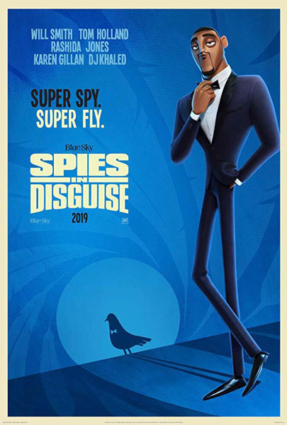 Spies in Disguise (3D)