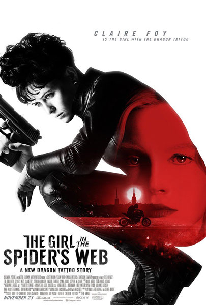 The Girl In The Spider's Web (2D)