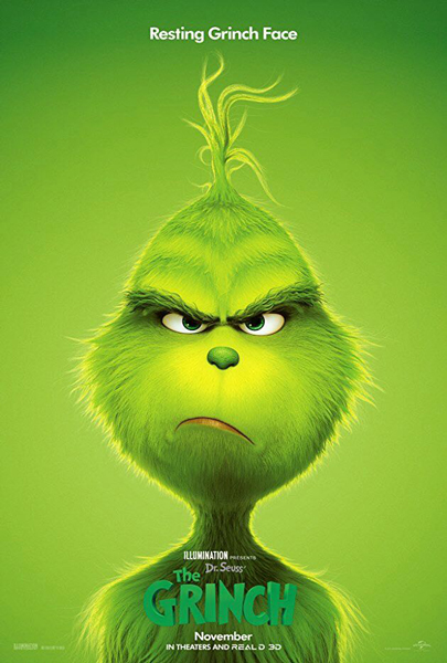 The Grinch (3D)