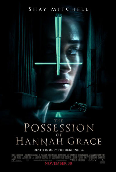 The Possession Of Hannah Grace (2D)